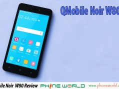 qmobile noir w80 review specifications