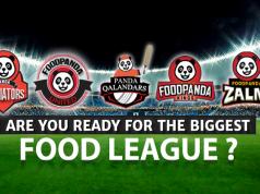 Foodpanda Partners with Pakistan Super League