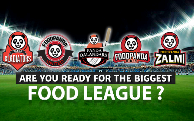 Foodpanda Partners with Pakistan Super League
