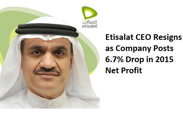 Etisalat Group CEO Ahmad Julfar Quits for Personal Reasons