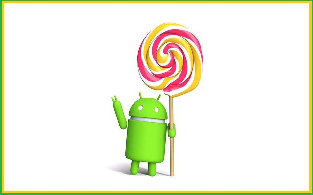 Lollipop Succeeds to Become the Most Used Android Version
