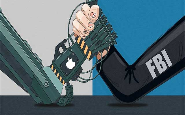 Apple vs. FBI Debate over iPhone Encryption