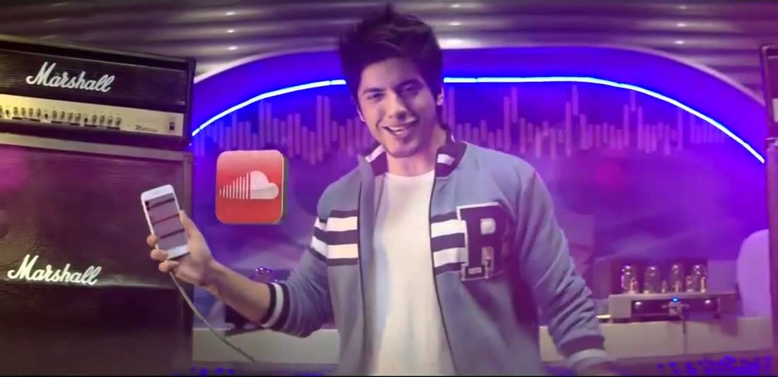 Internet On Kar Djuice TVC Introduces Danyal Zafar
