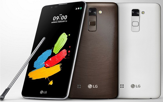 ​LG Launches its New Smart Phone LG Stylus 2