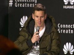 Lionel Messi Officially Becomes the Global Ambassador of Huawei