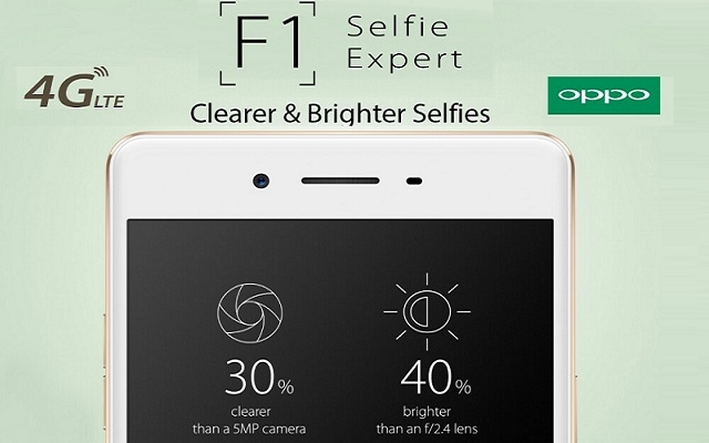 OPPO Organizes Event to Launch F1 Selfie Expert Smartphone