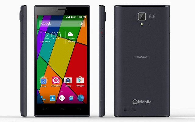 QMobile Presents Noir S5 Lite for Selfie Lovers with 8 MP Front Camera