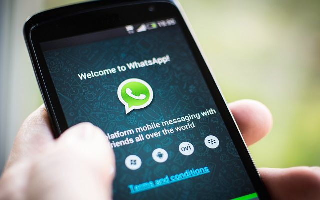WhatsApp Adds Link Copying & Shared Link History Tab
