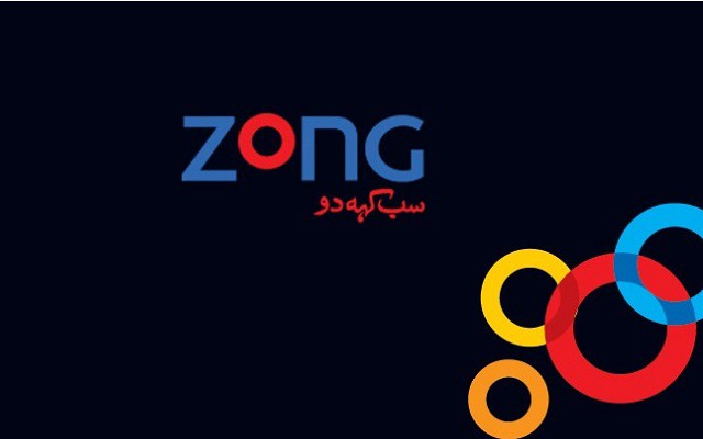 Zong Increases Data Tariff up to 40%