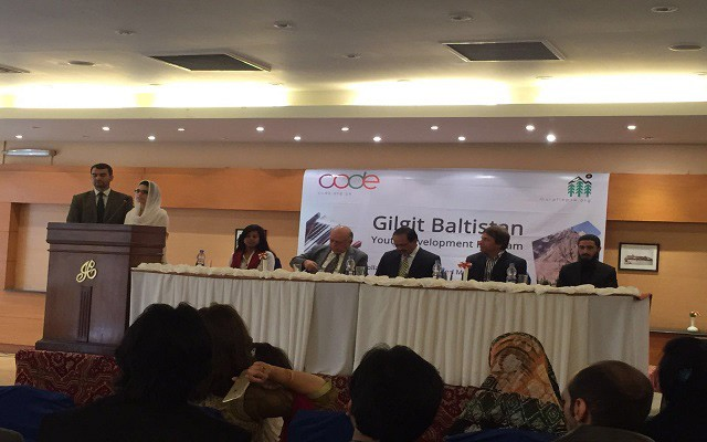Code Inaugurates Gilgit Baltistan Youth Development Project