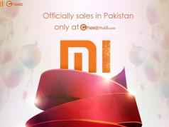 Now Get XiaoMi Phones in Pakistan through Cheezmall.com