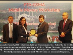 PTA and GSMA Collectively Organizes A Workshop on Mobile Money