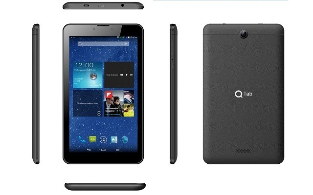 QMobile Presents an Amazing QTAB V3 Plus at very low Price of Rs 7250