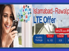 Warid Introduces Monthly LTE Bundle for People of Rawalpindi and Islamabad