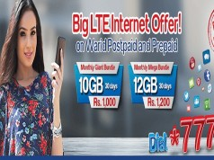 Warid Brings Super LTE Bundles for Prepaid and Postpaid Customers