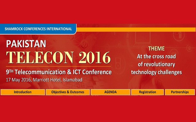 9th Pakistan TELECON 2016 on May 17 in Islamabad
