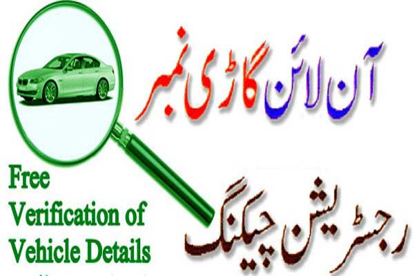 How to Check Vehicle Registration Online