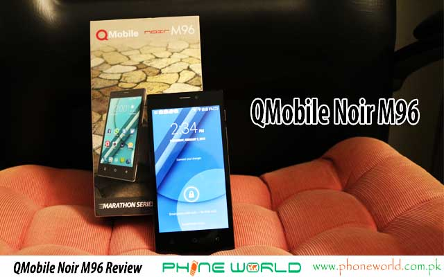 Photo of QMobile Noir M96 Review