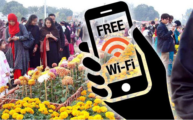 Lahore to Get Free WiFi Hotspots in Public Places