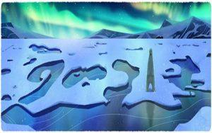Google Doodle Celebrates Earth Day 2016