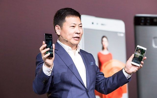 Huawei Reveals its 2016 Flagship P9