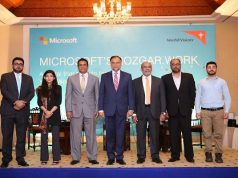 Microsoft Launches Pakistan's first of its Kind Entrepreneurship Platform– Rozgar.Work