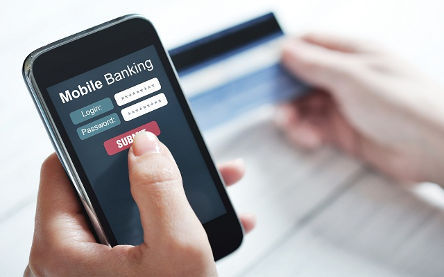 Mobile Banking Transactions Increase by 5% in 2nd Quarter of FY16