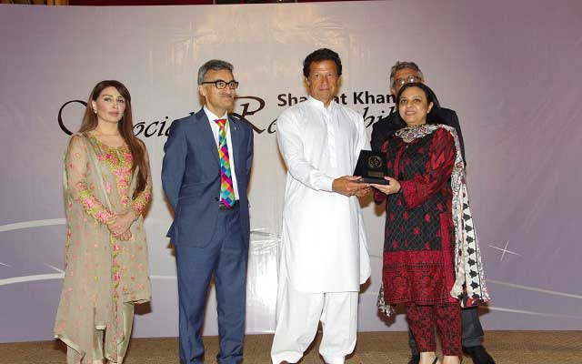 Since the past four years, Mobilink Foundation has contributed greatly to the enhancement of the Shaukat Khanum
