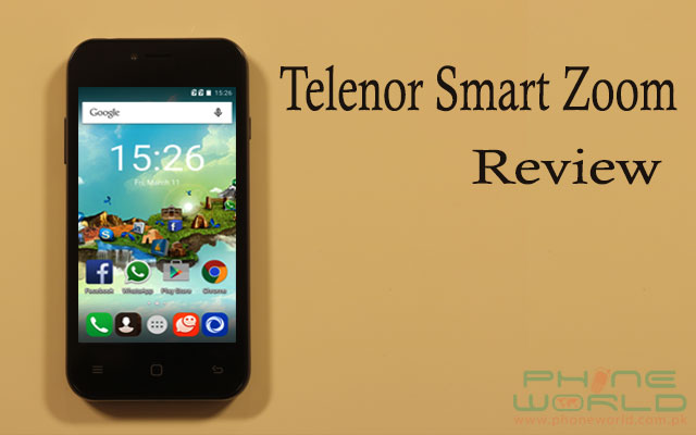 Telenor smart zoom review specifications and price