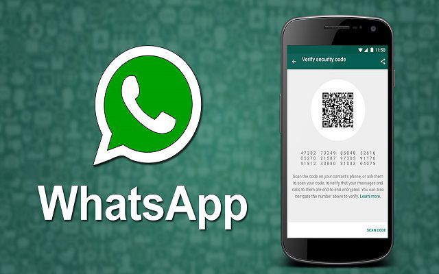 WhatsApp Adds End-to-End Encryption to its Message Services