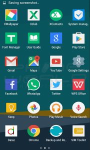 infinix hot 3 android applications