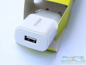 infinix hot 3 unboxing accesseries charger