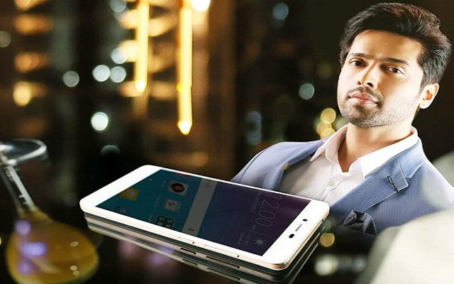 QMobile Hires Fahad Mustafa for the Advertisement of Noir LT700