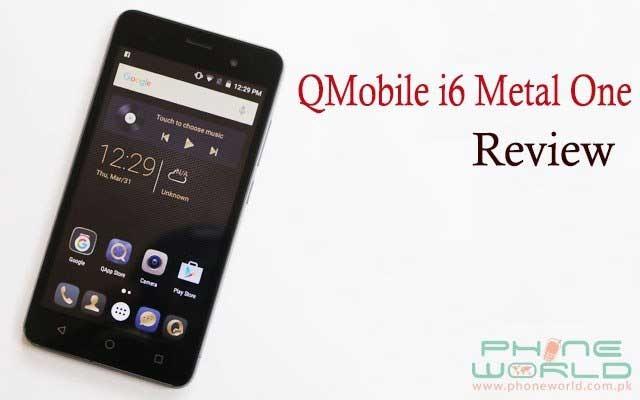 Qmobile i6 Metal One