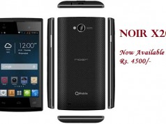 QMobile Reduces the Price of Noir X20; Now Available Only in Rs 4500