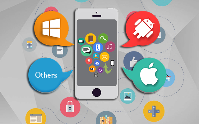 The Resilient Market of Mobile Applications