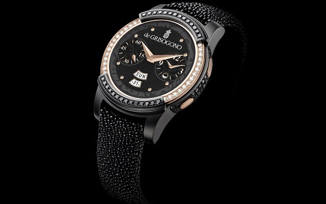 Samsung and de GRISOGONO Make Baselworld Tick to Luxury Smart Time