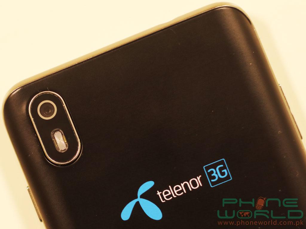 telenor smart max back camera