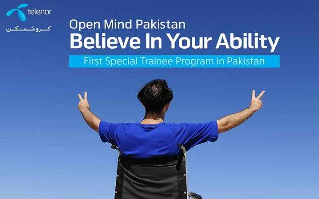 13 Trainees Graduate from 3rd Telenor 'Open Mind Pakistan' Program