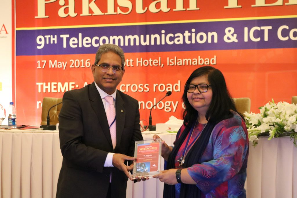 9th Pakistan TELECON 2016 Held on World Telecom Day