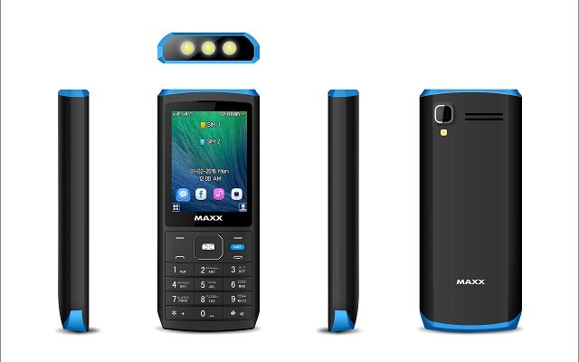 Maxx Mobile Introduces Grand G1 with 4000 mAh Powerful Battery