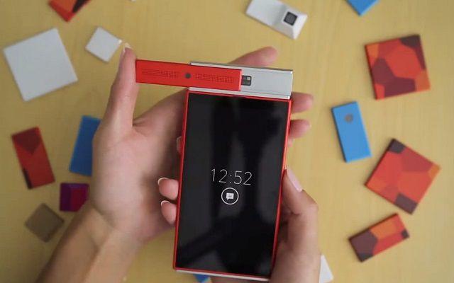 Google's Modular Phone 'Project Ara' to Hit the Market Soon