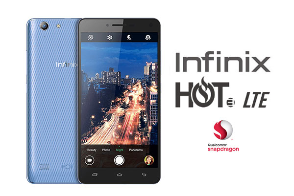 Photo of Infinix to Launch Hot 3 LTE with Snapdragon 415 in Pakistan