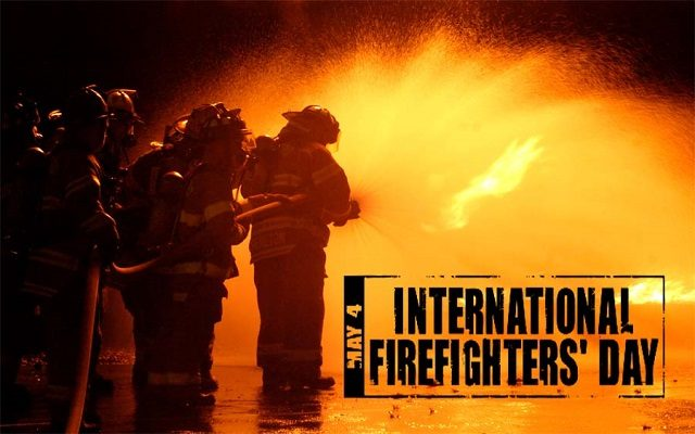 Ufone Observes International Fire Fighter's Day