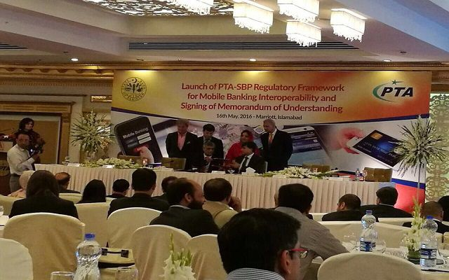 Photo of PTA and SBP Launches Regulatory Framework for Mobile Banking Interoperability