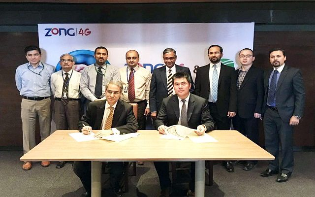MCB to be Powered with Zongs' high-speed data Services