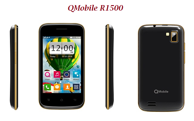 QMobile Launches 2 Lower Price Smartphones R1500 and R2500