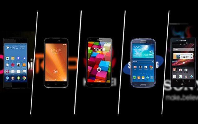 Pakistan Mobile Phone Brands 2016 Roundup