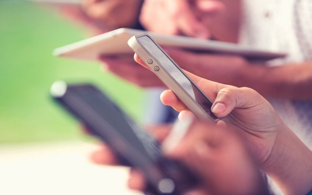 Smartphones Lessening the Digital Disparity