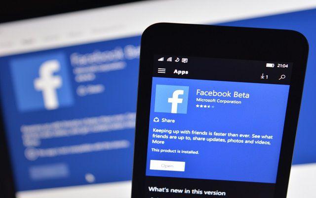 Windows 10 Mobile to Support Facebook & Facebook Messenger